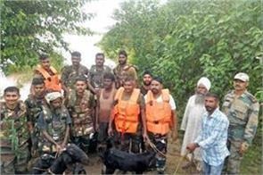 army sutlej rescue operation near nawanshahr