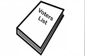 voter lists