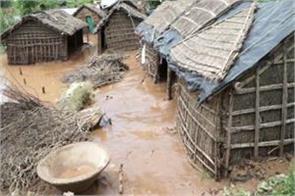 flood in machiwara