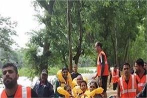 relief rehabilitation flood affected areas