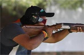tondaiman best placed indian in shotgun world cup