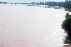 sutlej river  dangers  bhakhra