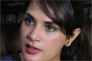 richa chadda blast on bjp mla vikram saini controversial statement