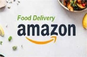 amazon launches food delivery service on diwali