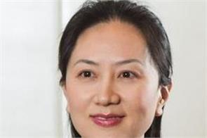 china demands release of huawei senior official