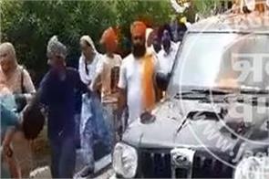 gurdaspur  historical nagar kirtan  welcome