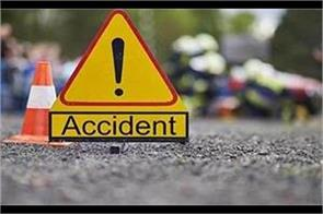motorcyclist dies in road accident