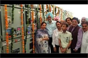 capt government provide 24 hour power supply  parneet kaur