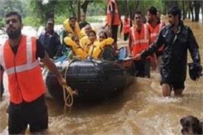 health department  flood affected village  medical camp