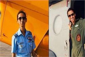 s dhami become indian air force first women flight commander