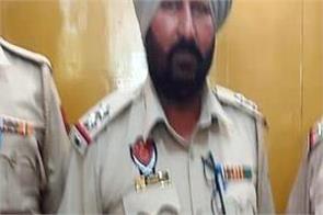 smuggler arrested with 40 gram heroin