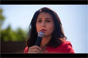 tulsi gabbard will travel to indonesia to participate in the army campaign