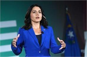 tulsi gabbard refuses to seek presidential election as an independent candidate
