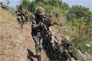 pakistan violates ceasefire firing in rajouri sunderbani
