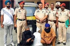 2 arrested with illegal liquor
