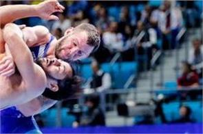 the remaining 3 wrestlers also lost in greco roman