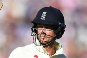 joe denly missed out his maiden test 100th england take control on day 3