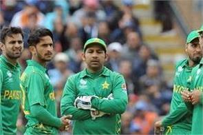 pakistan annouced squad for t20 and odi series against sri lanka