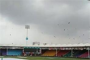 pakistan vs sri lanka second odi postponed to september 30 due unseasonal rains