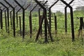 bsf  border  6 pakistanis  arrested