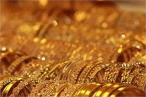 gold with festival demand