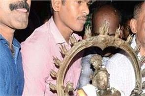 nataraja statue theft australia chennai