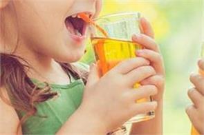 4 fruit juices