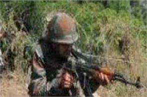 pakistani army violates ceasefire in loc