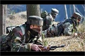 pakistan violates ceasefire in poonch sector