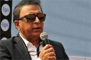 gavaskar raises money for operation of 600 children during us tour