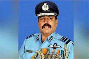 air marshal rks bhadauria appointed a new air force chief