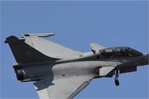 dassault delivered to the indian air force the first rafale
