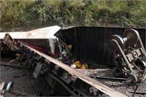 50 killed in train derailment in southeast dr congo