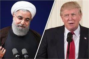 iran will not talk to us until sanctions continue  ruhani