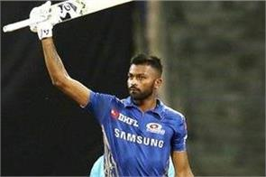 after winning the match  pandya gave this statement about his batting