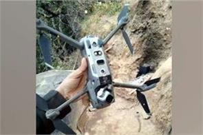pakistan quadcopter shot down by indian army in j k s keran sector