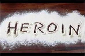 heroin worth rs 19 crore seized from indo pak