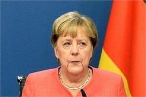 german chancellor warns china