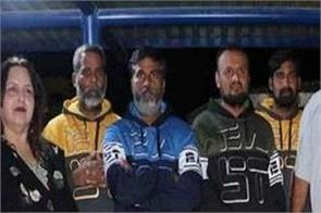 seven indian kidnapped libya released