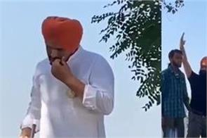 sidhu moosewala video viral on social media