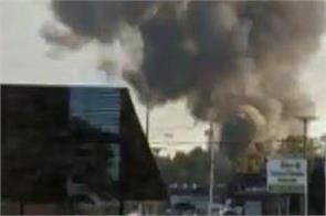 injured in us shopping center gas explosion