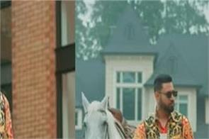 gippy grewal new song two seater teaser released