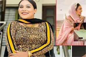 afsana khan and bani sandhu shared rohanpreet and neha kakkars wedding card