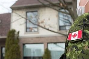 military reports more than 220 canadian troops caught covid 19