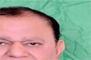pathankot  congress  leader anil vij  passed away