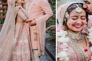 neha kakkar and rohanpreet marriage pictures viral
