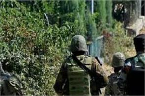 jammu kashmir pulwama security forces encounter terrorist death
