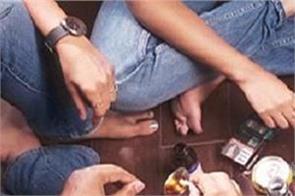punjab medical college survey students drug abuse