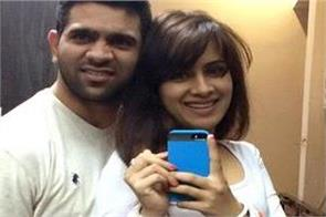 bigg boss 14   sara gurpal ex husband tushar kumar