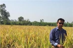 straw  no  burning  farmer  vijay bahadur singh